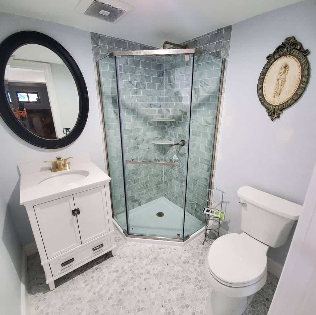 Shower Wet Room Ideas -astridinteriors