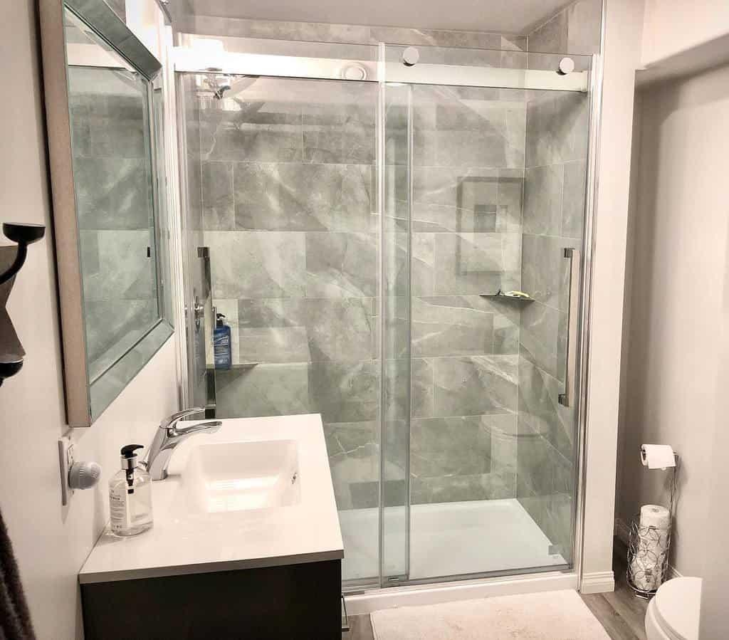 Shower Wet Room Ideas -camelle_veloso_design