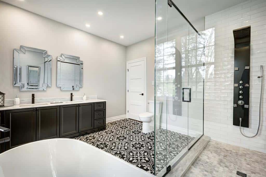Shower Wet Room Ideas -moosebasements