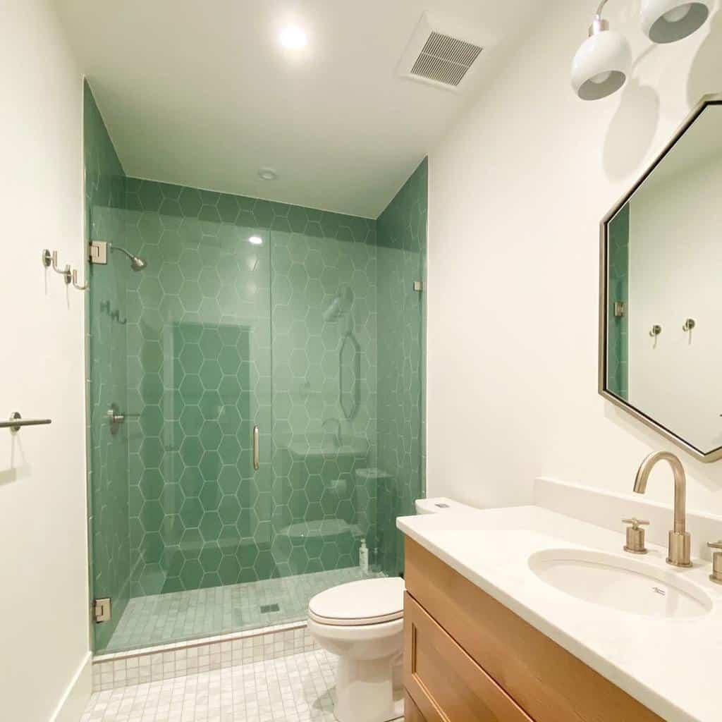 Shower Wet Room Ideas -wheremymindwonders.design