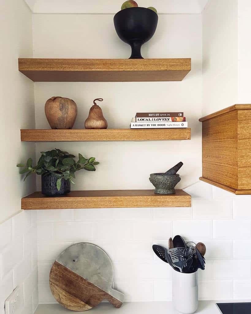 Small Floating Shelves Ideas -theflagfall