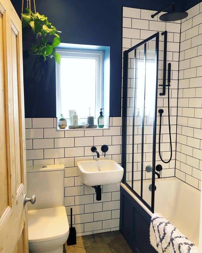Small Wet Room Ideas -little_edwardian_semi