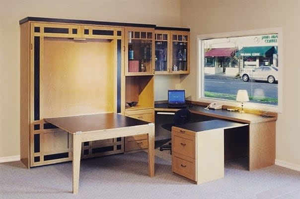 Office Space Saving Ideas -furniture_wallbeds_design