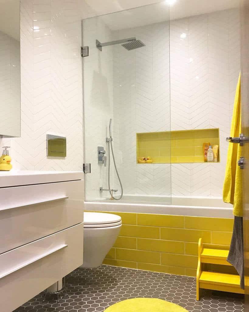 Tiling Wet Room Ideas -noamhazan