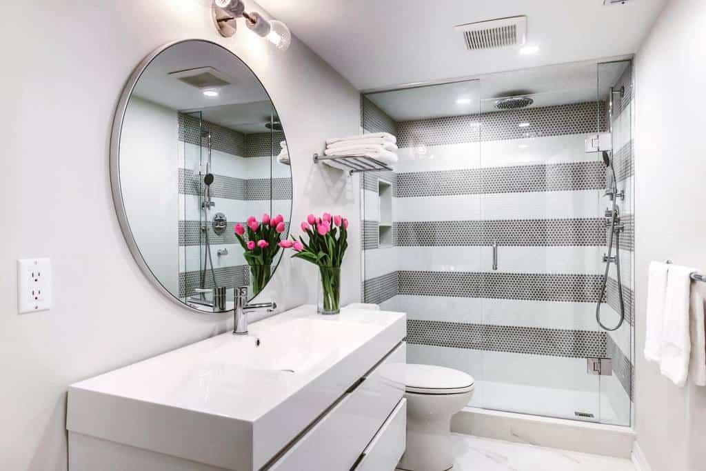 Tiling Wet Room Ideas -schwartzandkointeriordesign