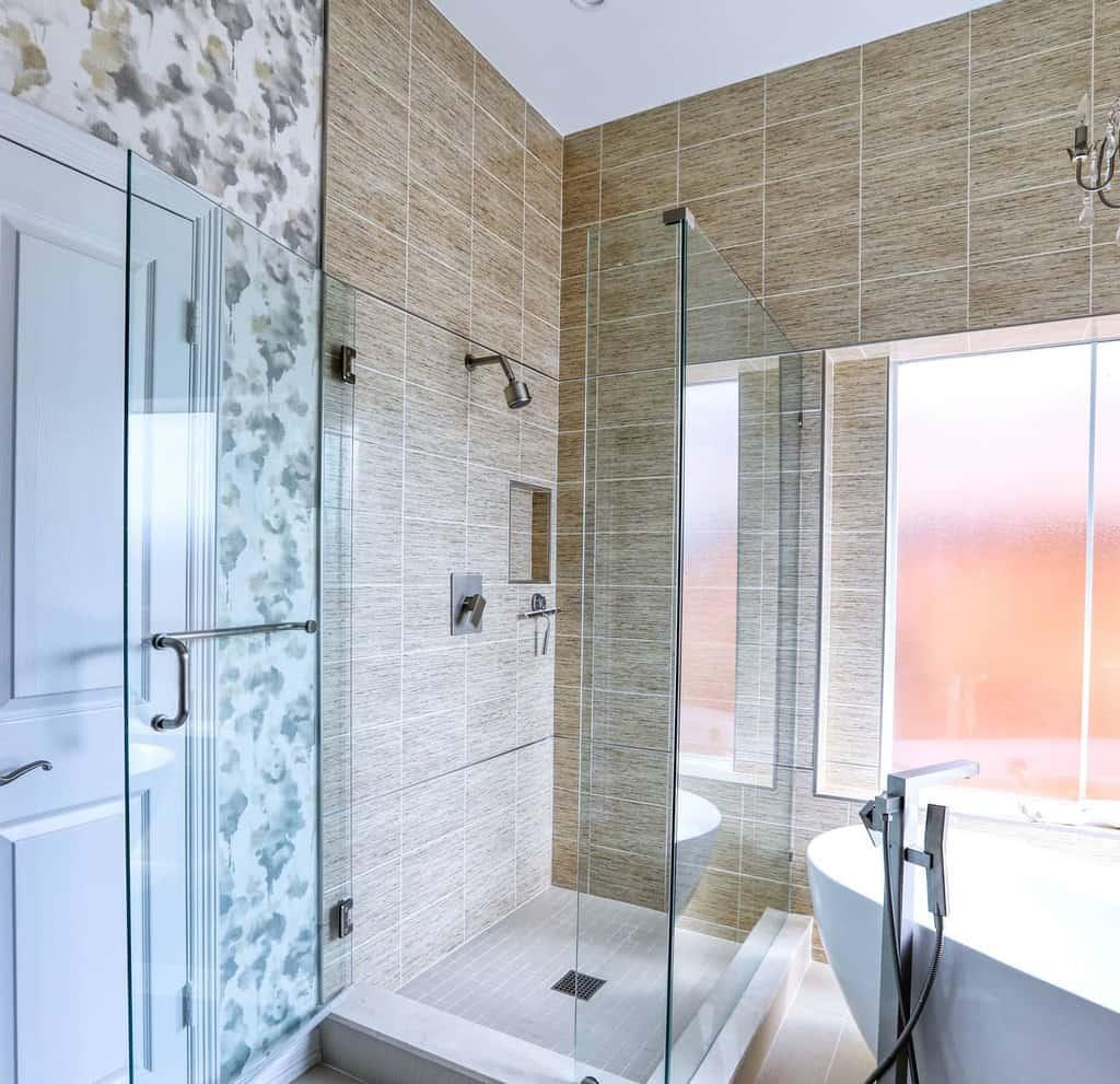 Tiling Wet Room Ideas -total360interiors