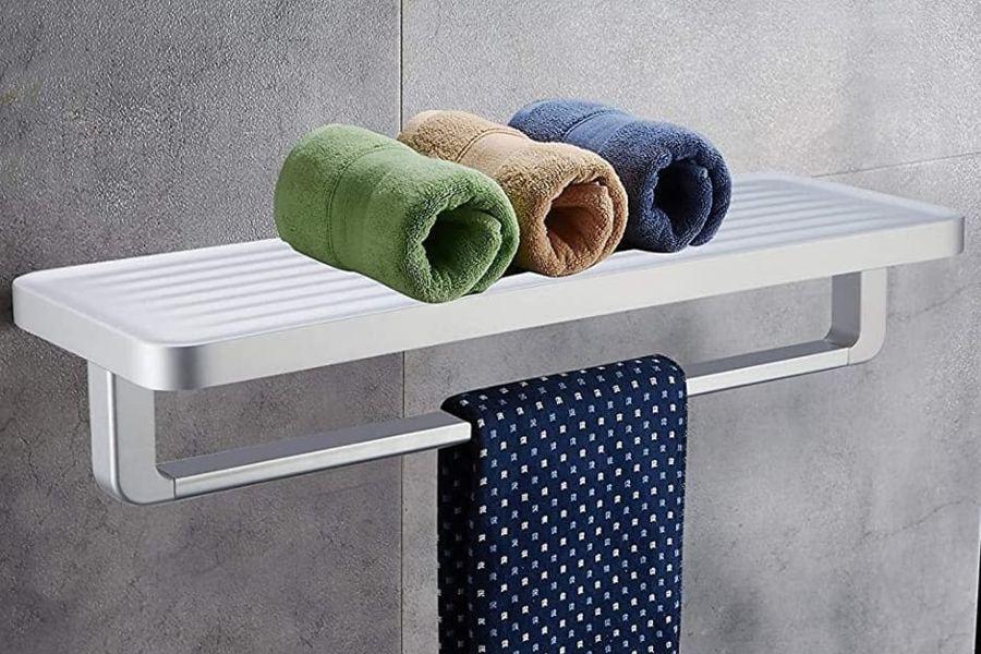 The Top 67 Towel Storage Ideas