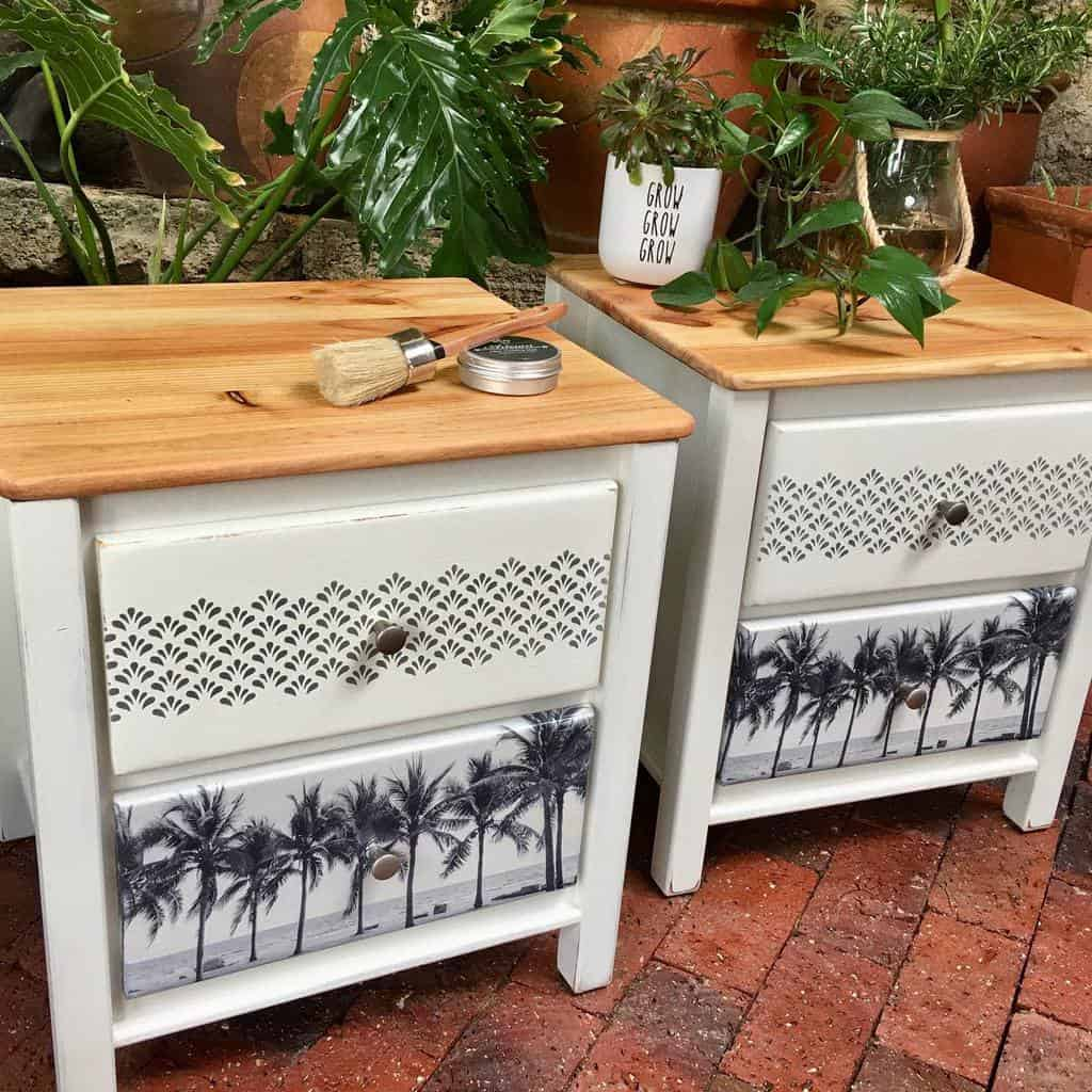 Unique Chalk Paint Furniture Ideas -lisasbackyardworkshop
