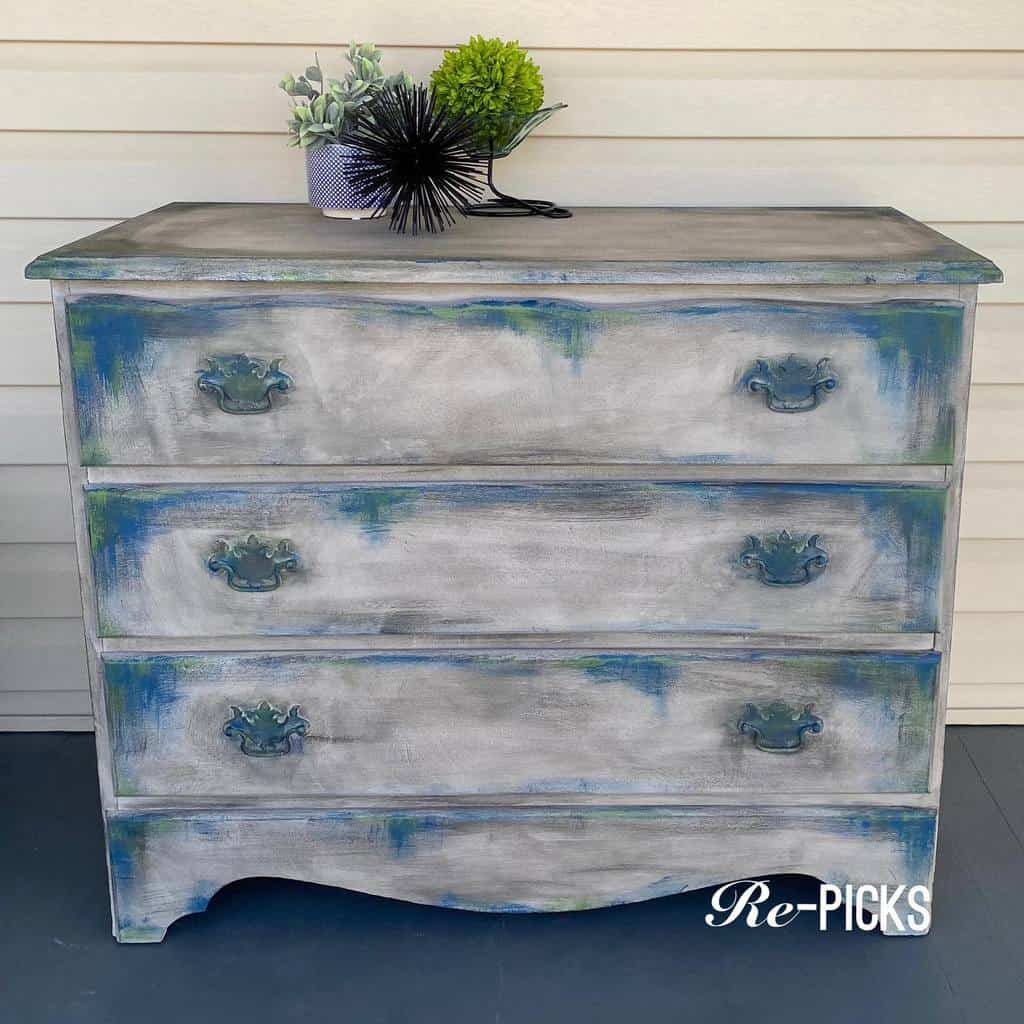 Unique Chalk Paint Furniture Ideas -re.picks