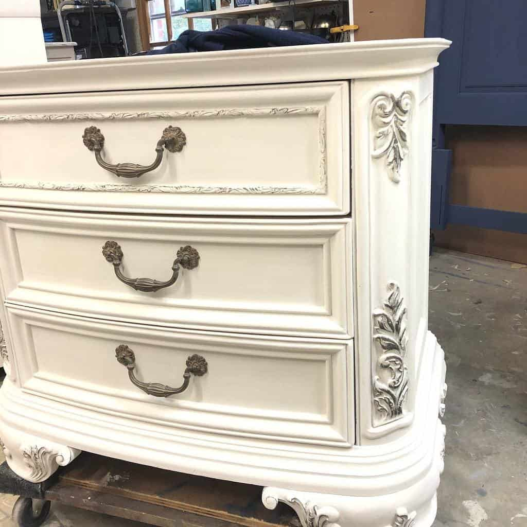 Vintage Chalk Paint Furniture Ideas -popofpaintnc