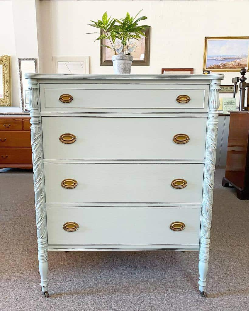 Vintage Chalk Paint Furniture Ideas -themadisonstockexchange
