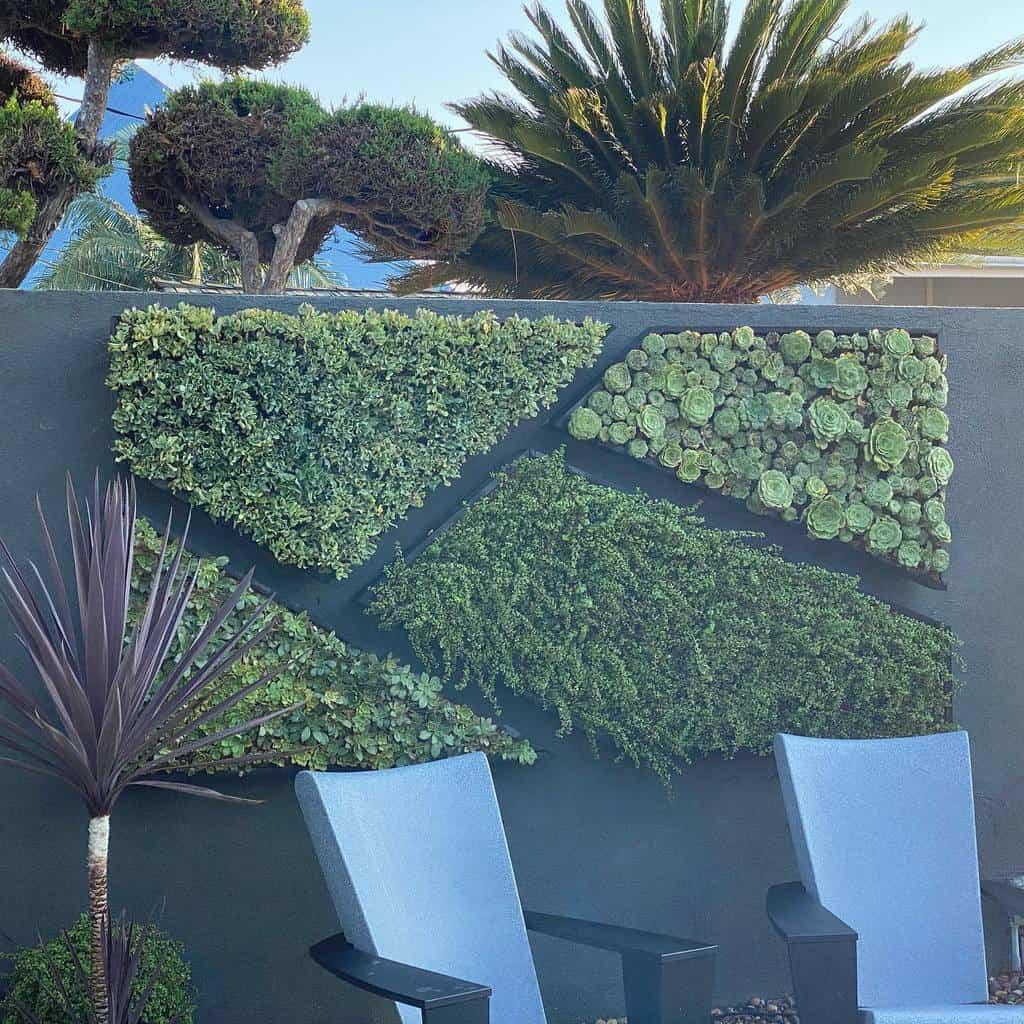 Wall Succulent Garden Ideas -lifesucculents