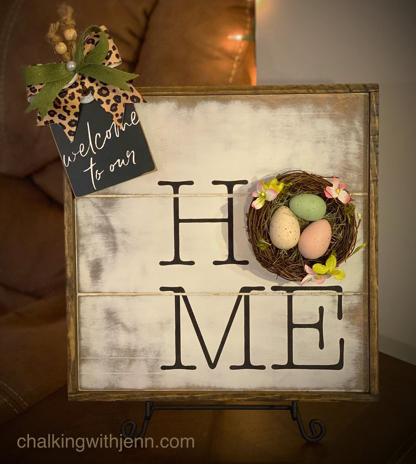 House Welcome Sign Ideas -chalkingwithjenn