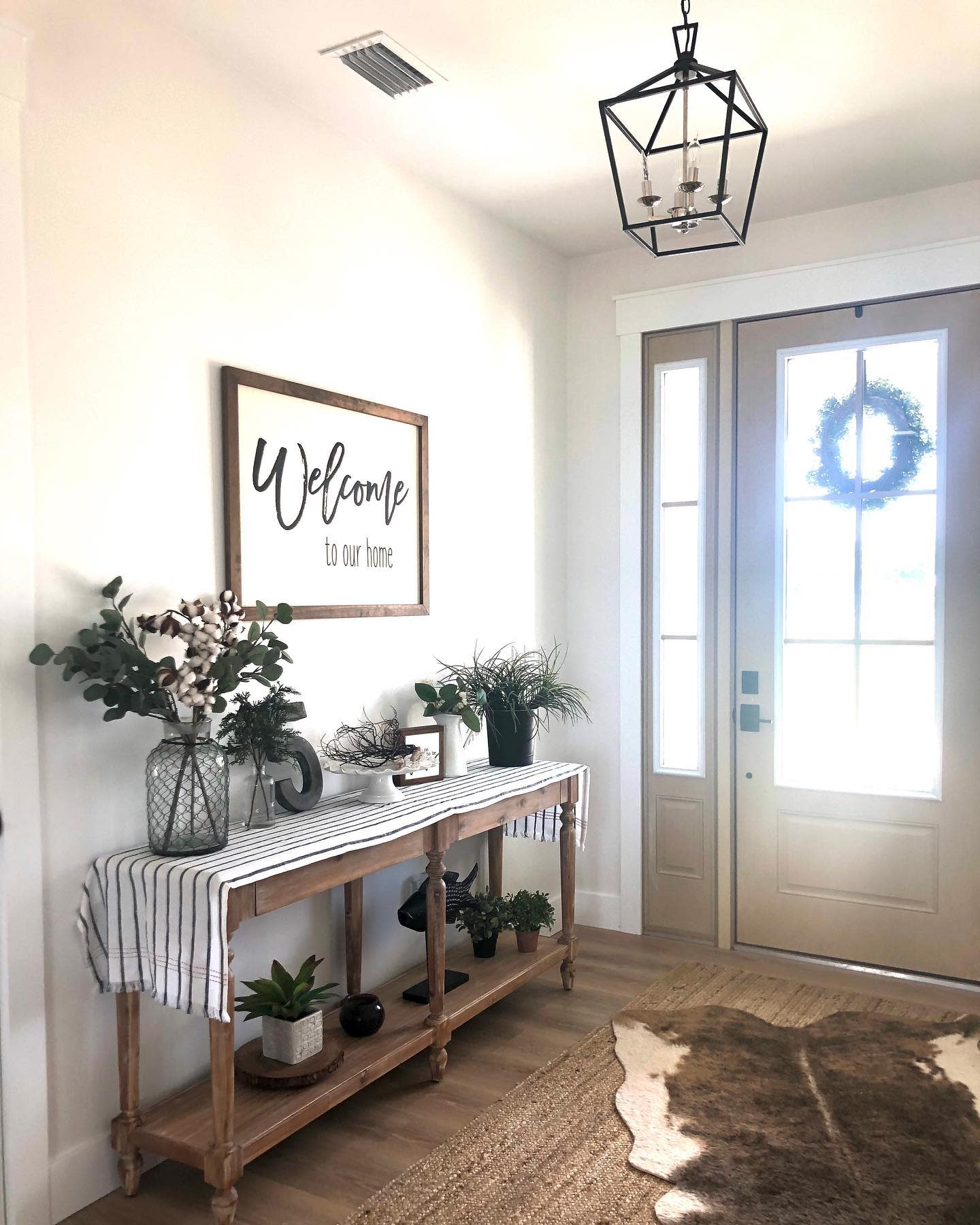 House Welcome Sign Ideas -designingthedays