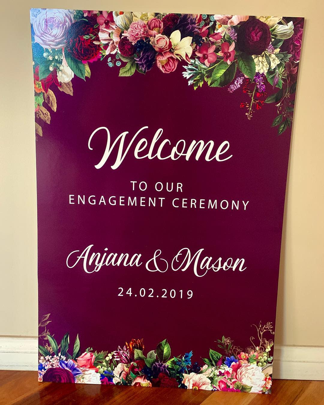 Printable Welcome Sign Ideas -youreventsignage