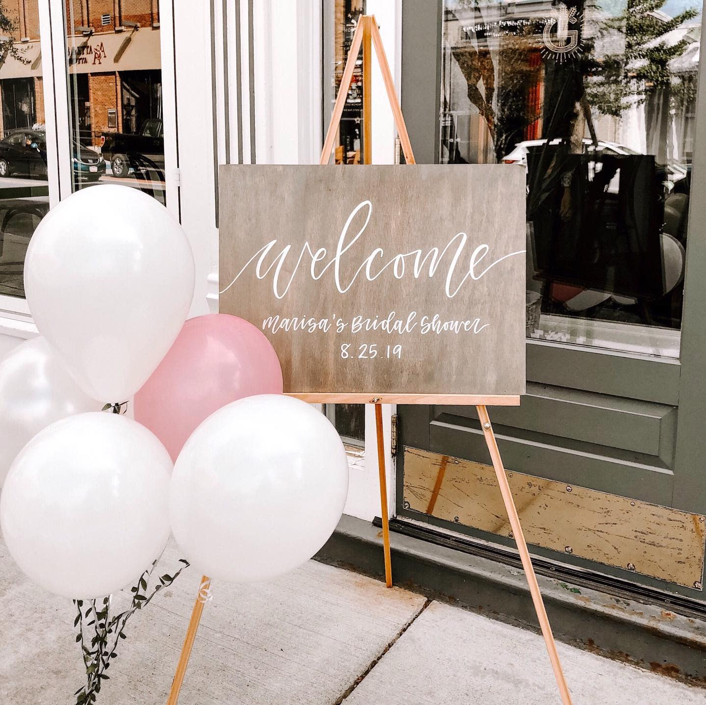 Wedding Welcome Sign Ideas -letterwoodco