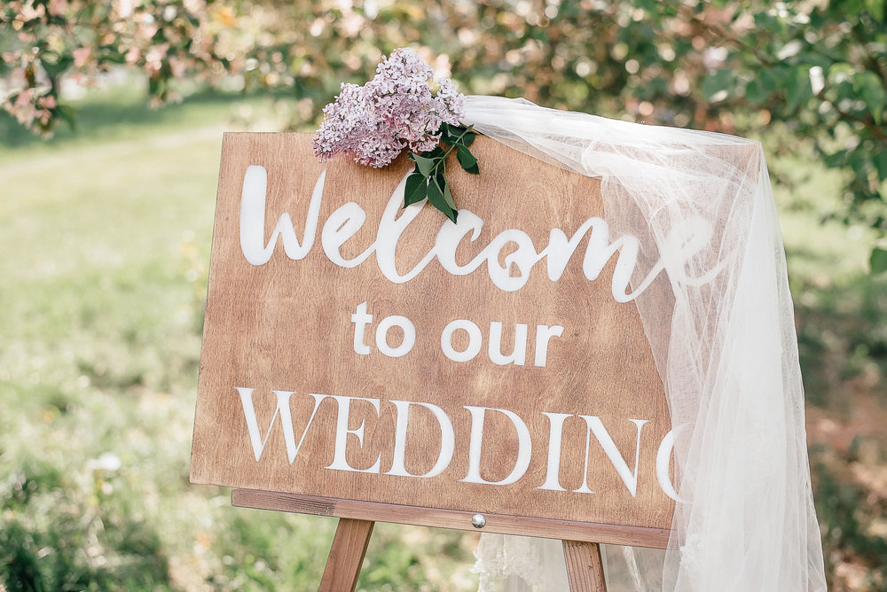 Wedding Welcome Sign Ideas 3