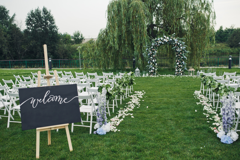 Wedding Welcome Sign Ideas 5