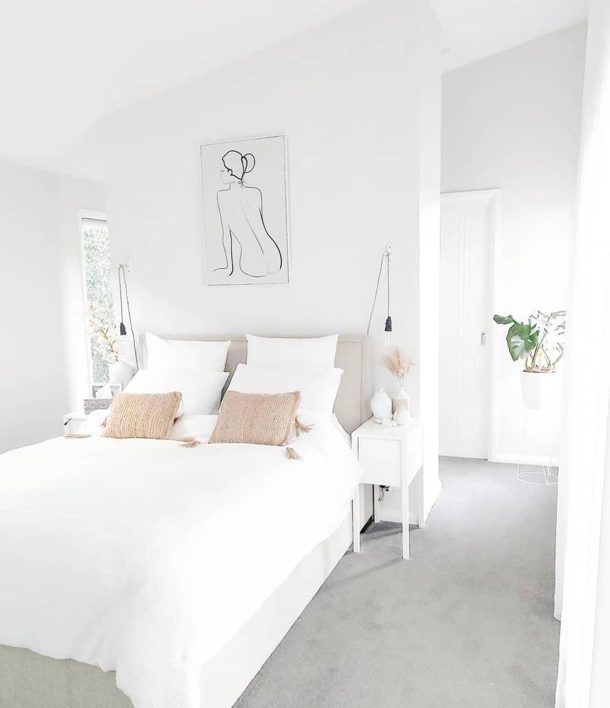 White Coastal Bedroom Ideas -coastalhome_tasmania