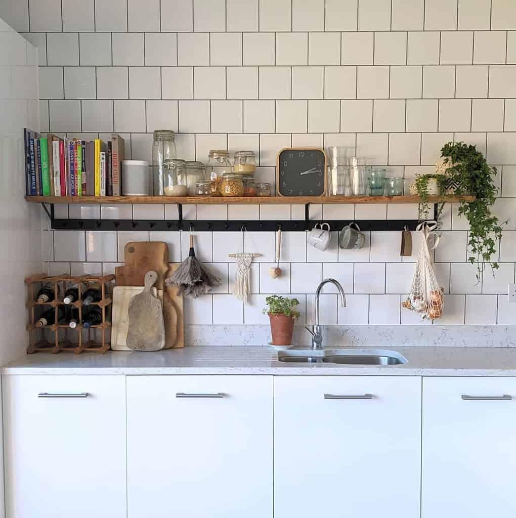 Wood Kitchen Shelf Ideas -not_a_boring_new_build
