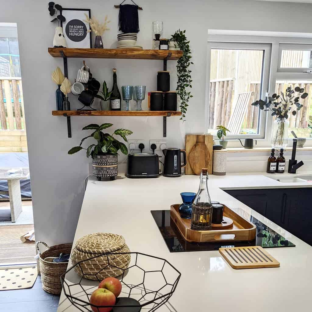 Wood Kitchen Shelf Ideas -renovating.no.6