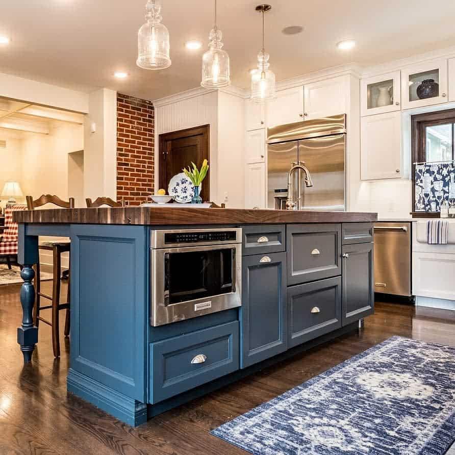Wooden Countertop Ideas -er_kitchencabinets