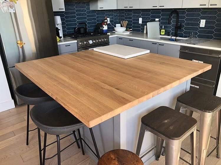 Wooden Countertop Ideas -tonchahardwood
