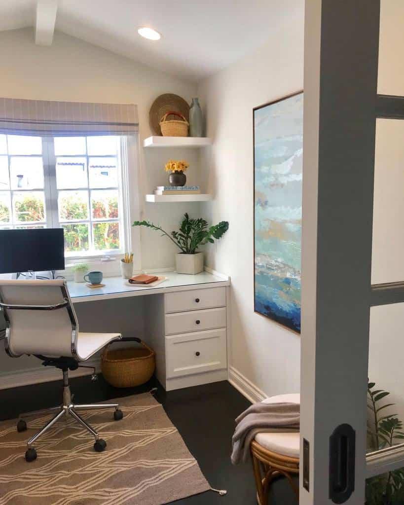 Wooden Floating Shelves Ideas -alittlesprucing