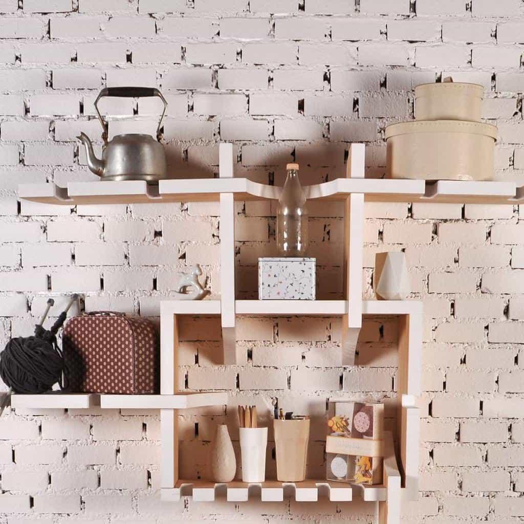 Wooden Floating Shelves Ideas -theseriousgentleman