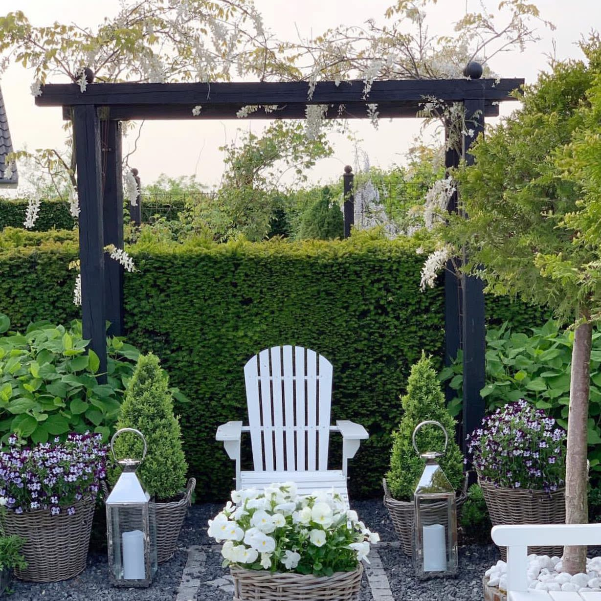 Bench Arbor Ideas -mysoulfulhome