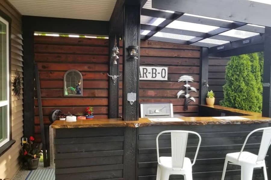 The Top 70 Backyard Bar Ideas
