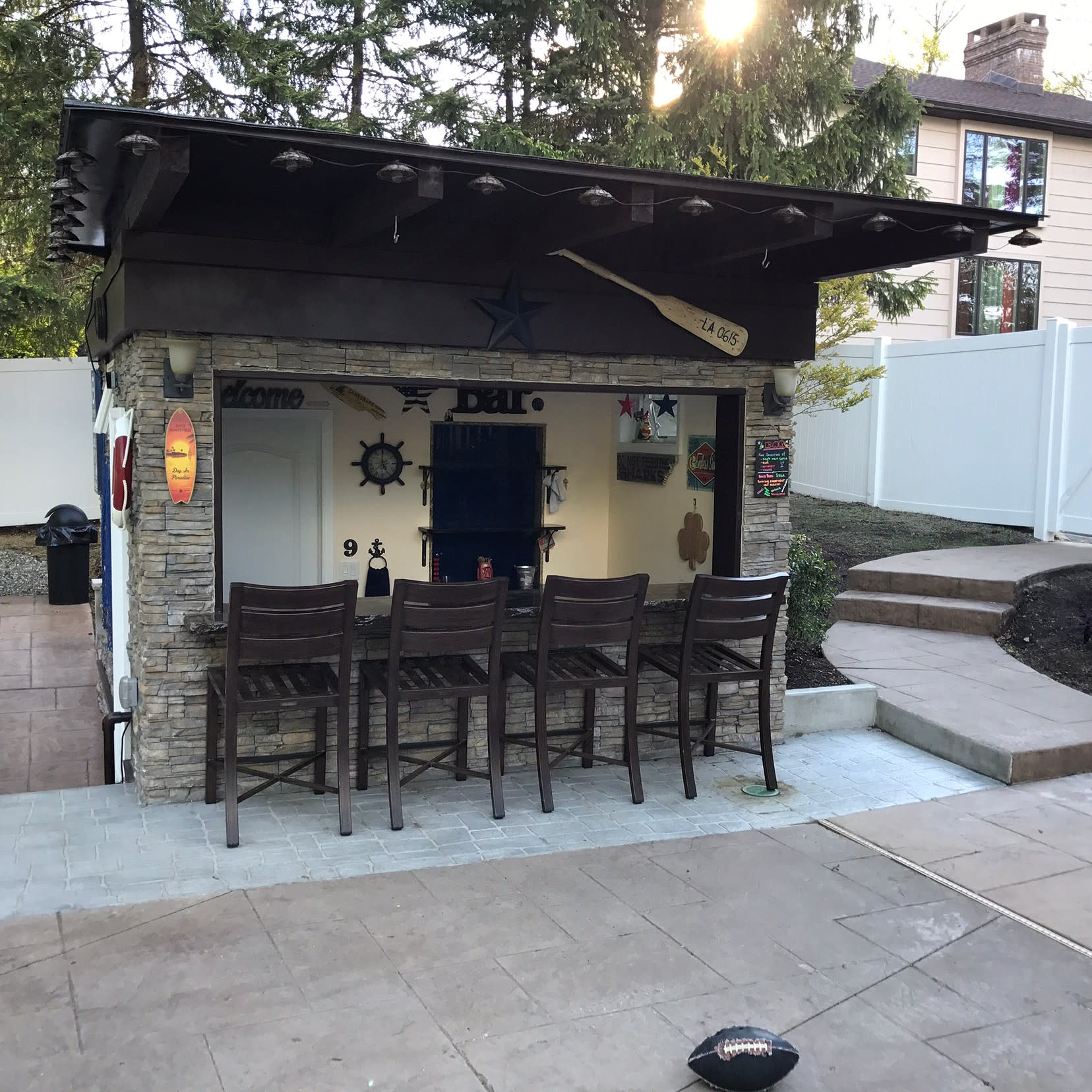 Covered Backyard Bar Ideas -guy_from_jersey