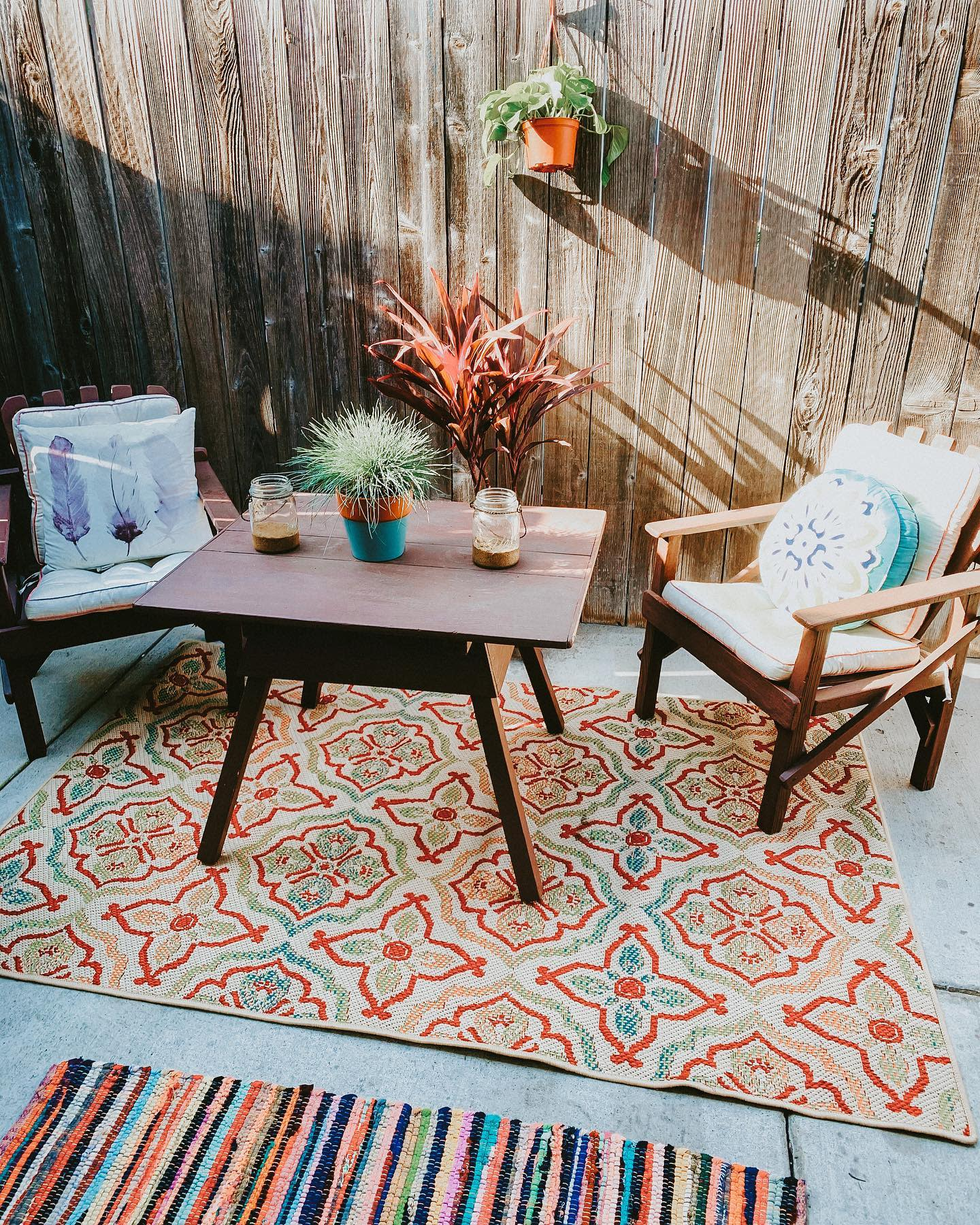 Small Backyard Ideas on a Budget -pureandhumbleceo