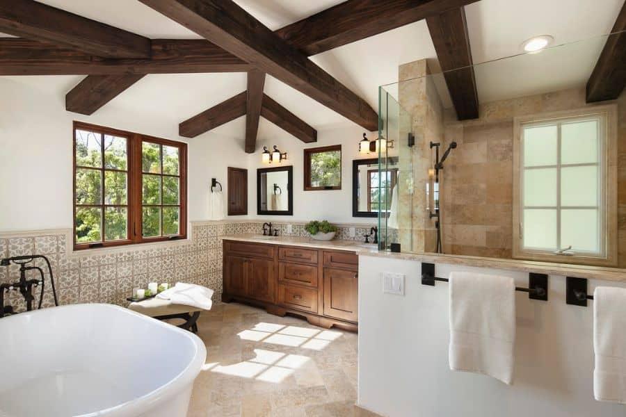 The Top 48 Bathroom Ceiling Ideas