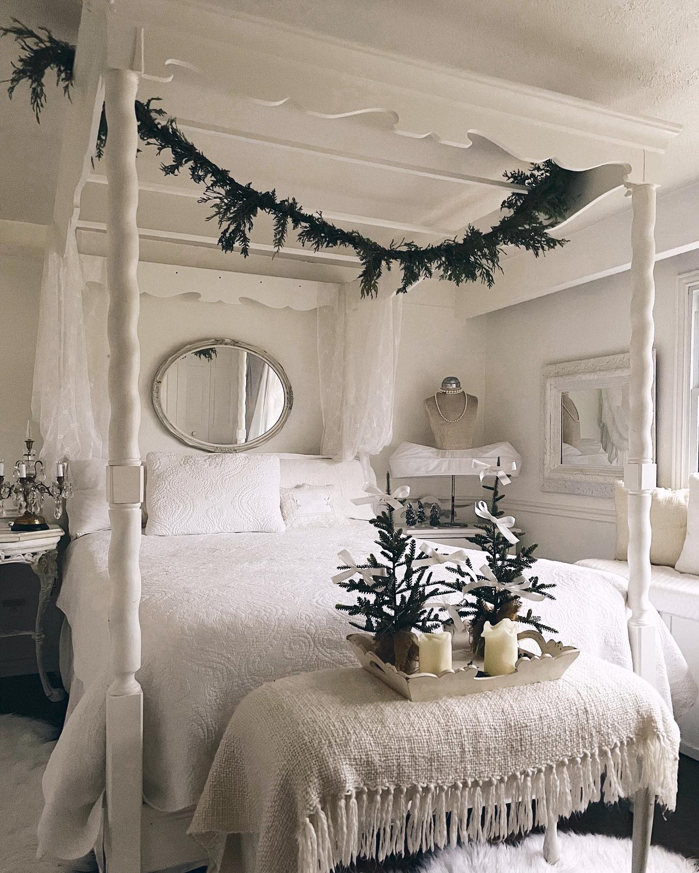 Frame Canopy Bed Ideas -traceyjdenby
