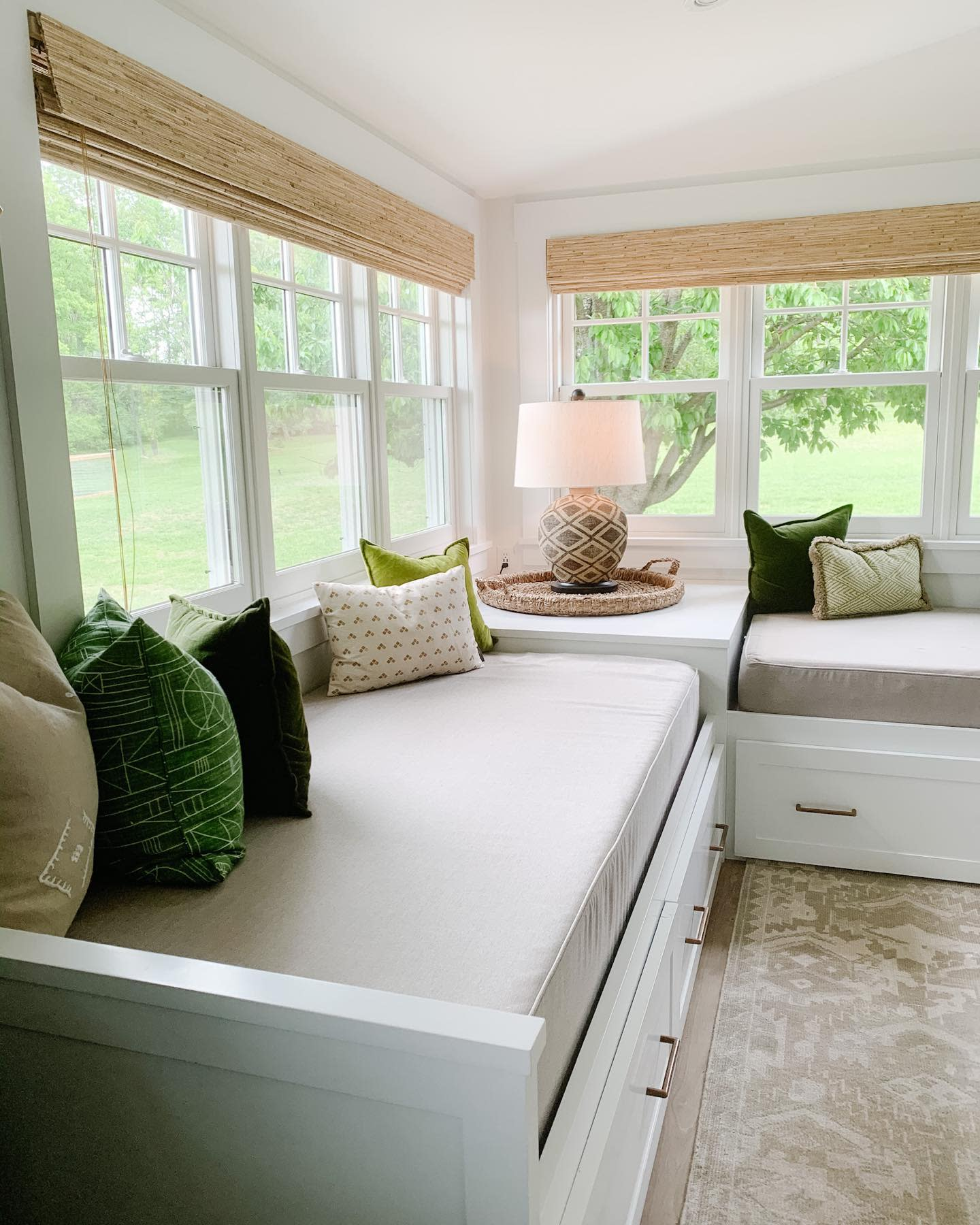 Built-in Daybed Ideas -theaddisonwest