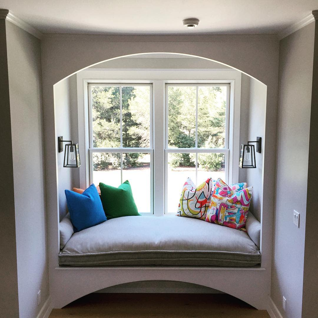 Built-in Daybed Ideas -thetailoredhomect