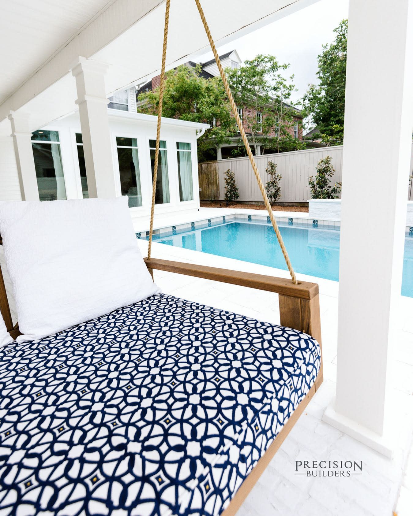 Swing Daybed Ideas -precisionbuilders