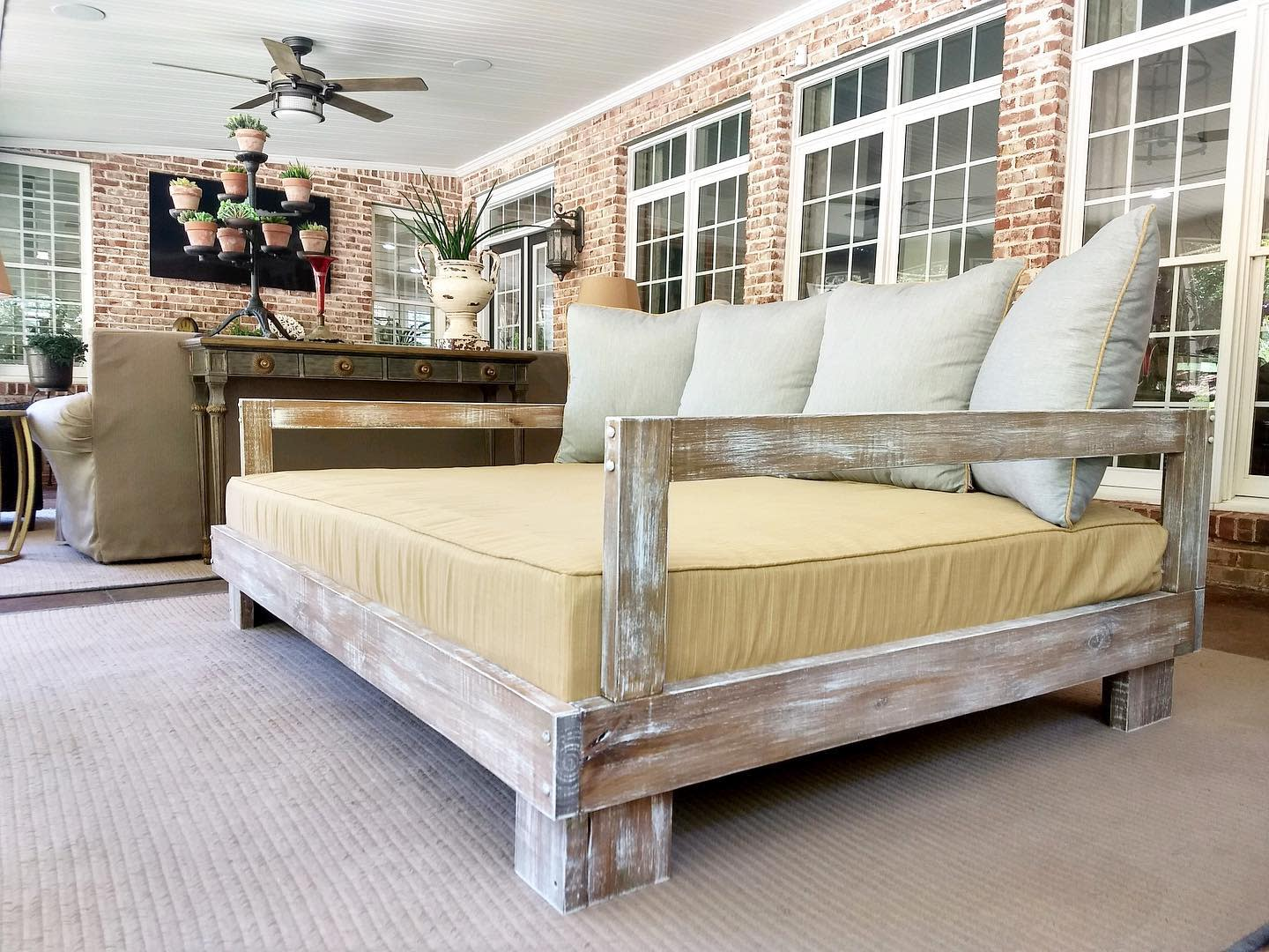 Wood Daybed Ideas -lcswingbeds