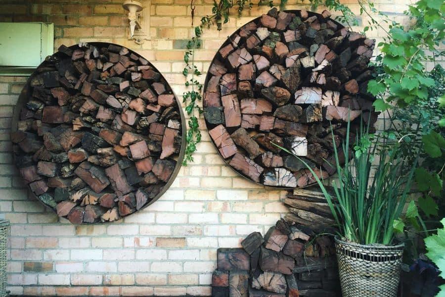 The Top 74 Firewood Storage Ideas