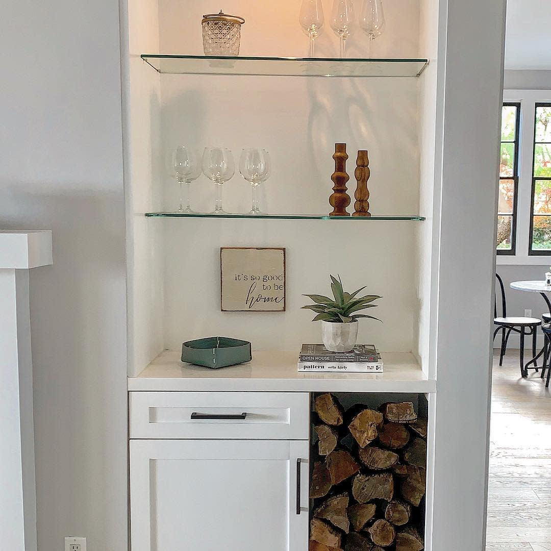 Indoor Firewood Storage Ideas -my_curated_home