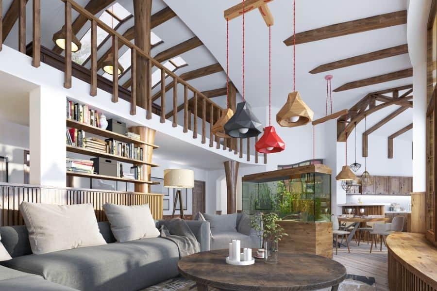 The Top 28 Loft Railing Ideas