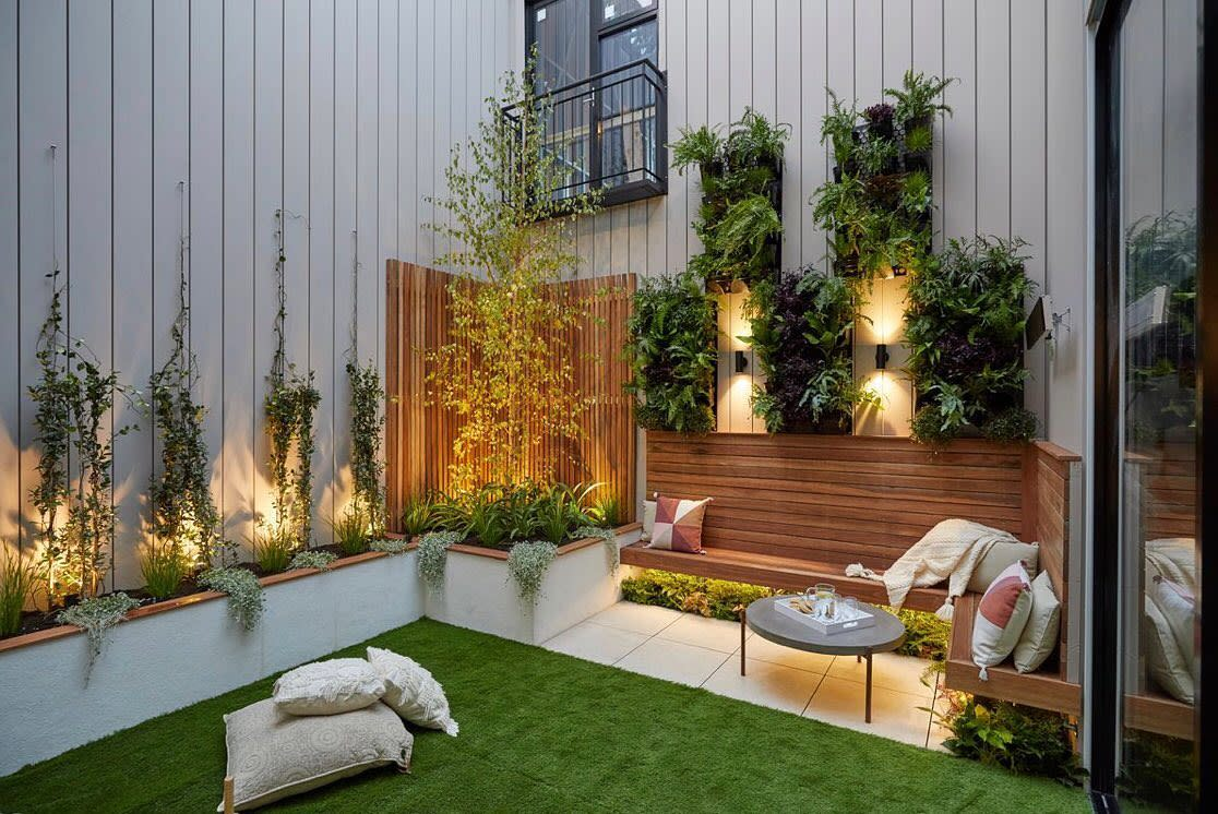 Country Low Maintenance Landscaping Ideas -ashley_james_gardens