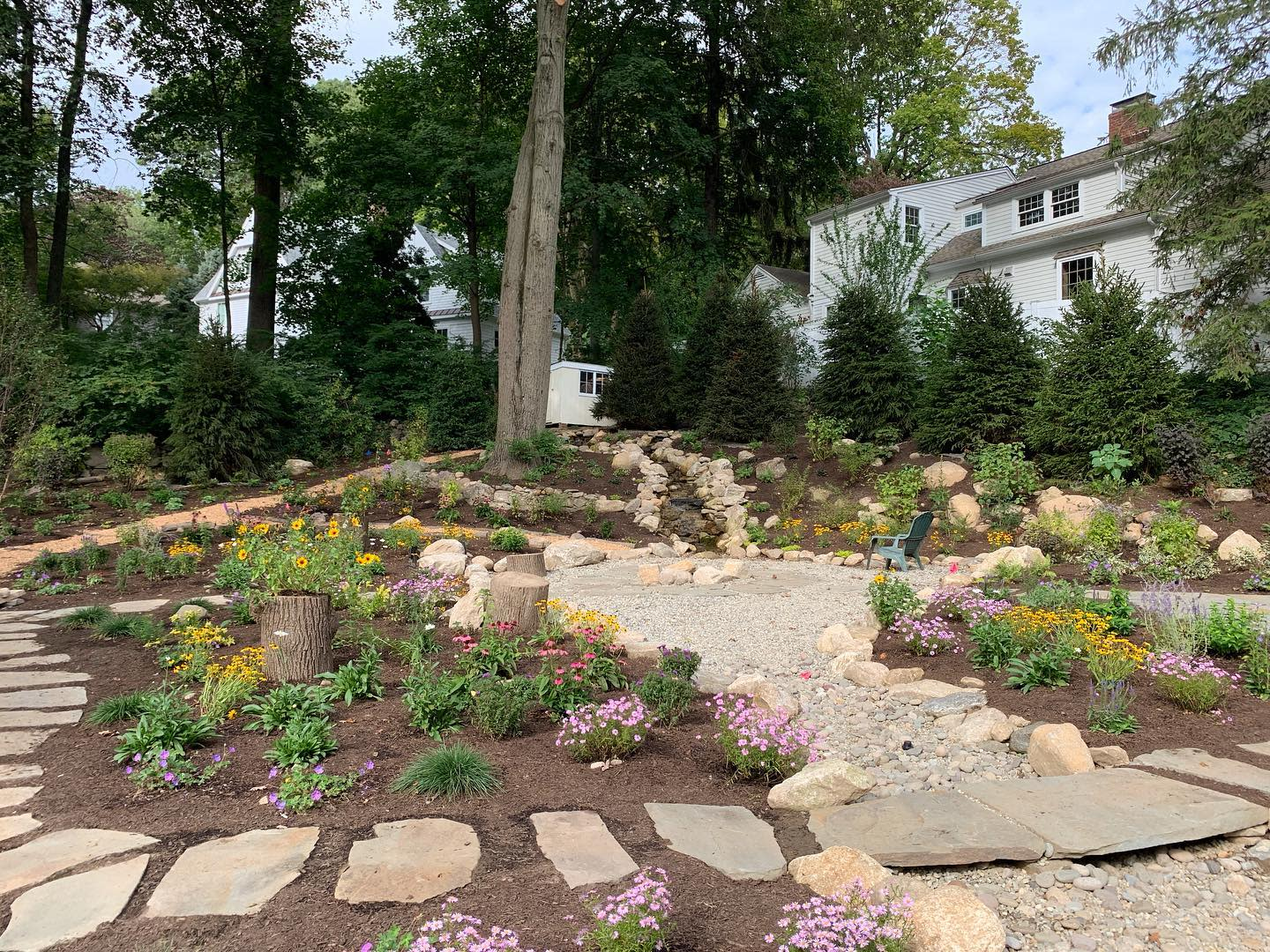 Country Low Maintenance Landscaping Ideas -greenjaylandscaping