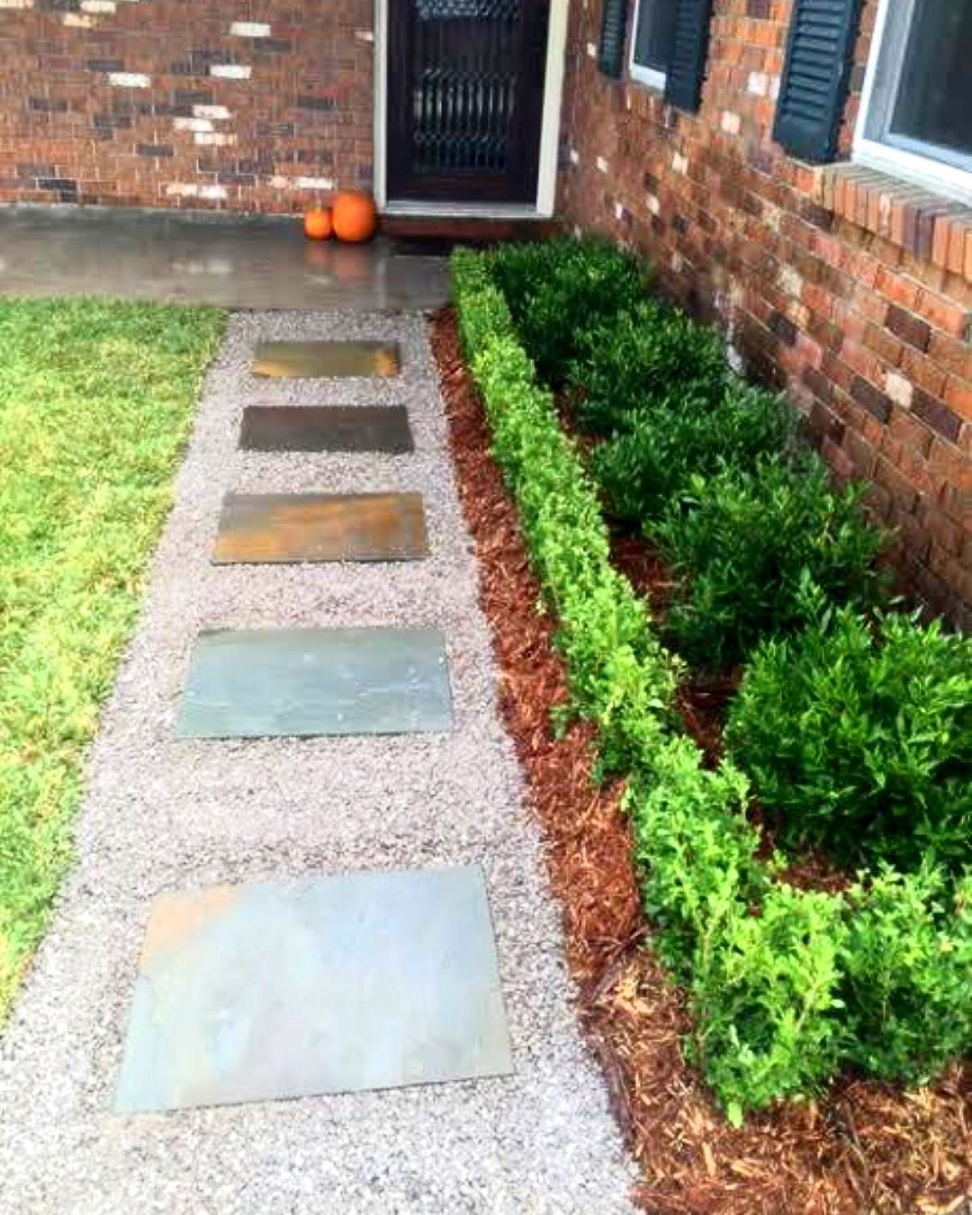 Simple Low Maintenance Landscaping Ideas -chaseslandscapeservices
