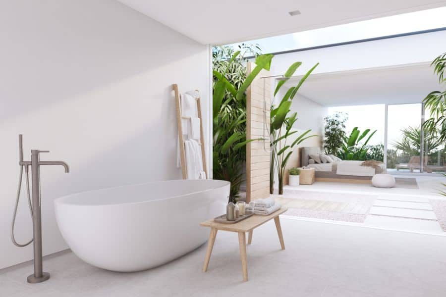 The Top 43 Outdoor Bathroom Ideas