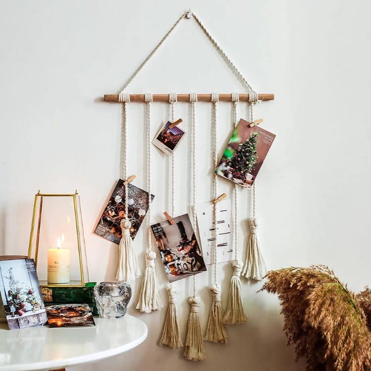 Hanging Photo Display -lovelyjubblygifts