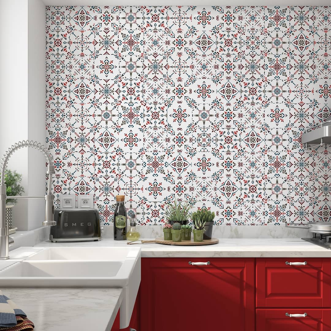 Kitchen Wallpaper Ideas -deco_paperie_wallpapers