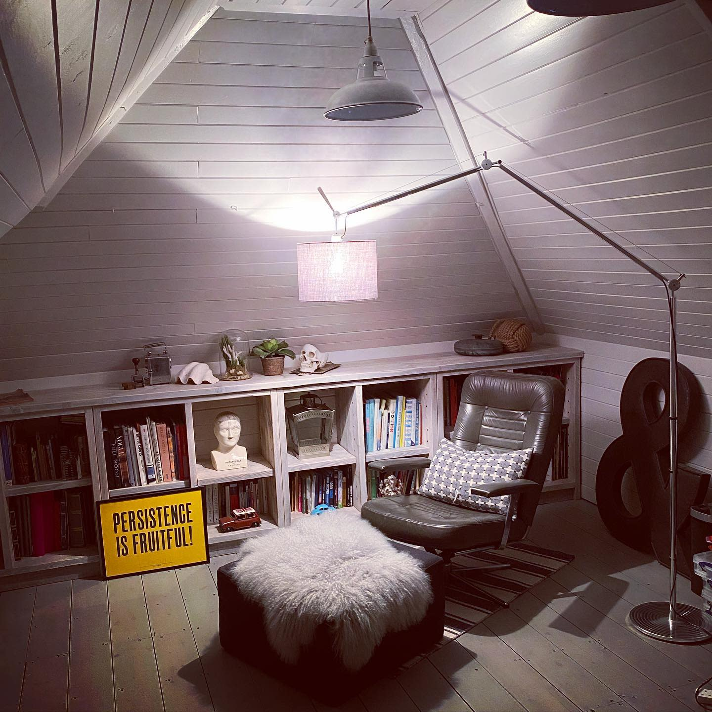 Converted Attic Storage Ideas -sparkyhardy40