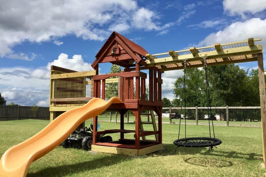 The Top 36 Backyard Playground Ideas